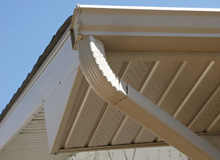 Eaves, Soffit & Siding