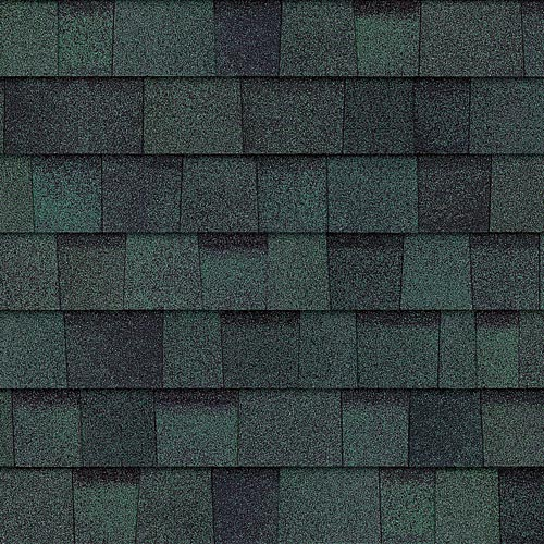 Owens Corning Colour Selection: Chateau Green