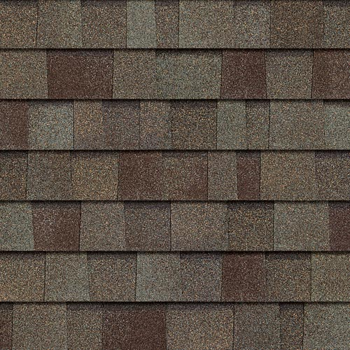 Owens Corning Colour Selection: Driftwood