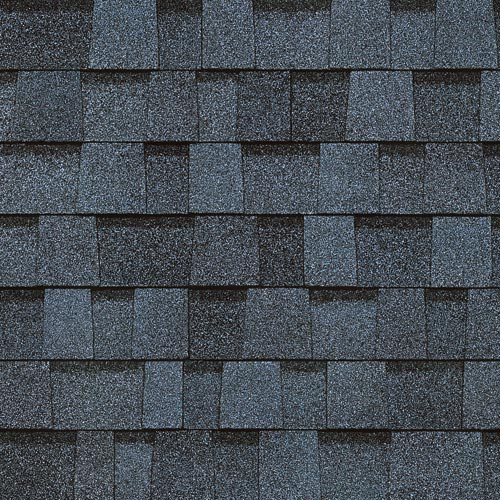 Owens Corning Colour Selection: Harbor Blue