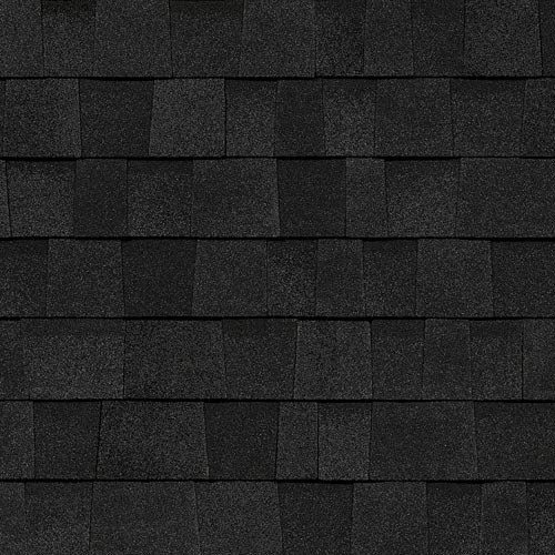 Owens Corning Colour Selection: Onyx Black