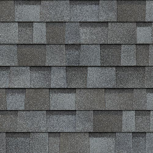 Owens Corning Colour Selection: Quarry Gray