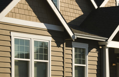 Complete Siding Installations